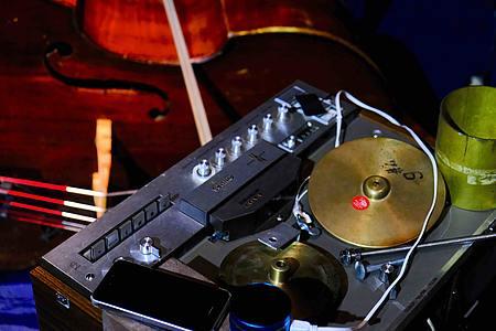Sound and Fury Set/Foto: Prof. Stefan Prins