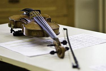 Violine/Foto: Ronny Waleska