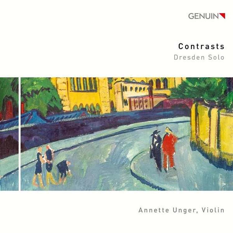 Cover CD Annette Unger 2021/Foto: Genuin