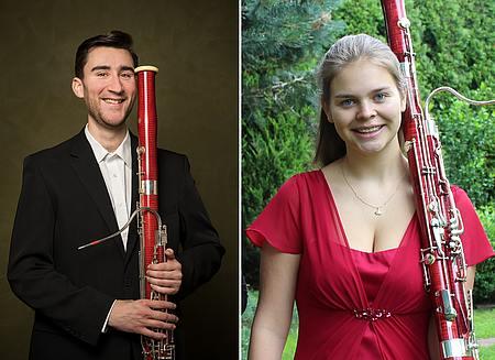 Alfonso Silva Navarro und Thomia Ehrhardt/Fotos:privat