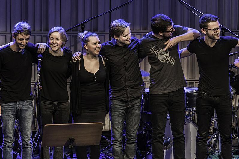 Jazz/Rock/Pop-Ensembles/Foto: Marcus Lieder