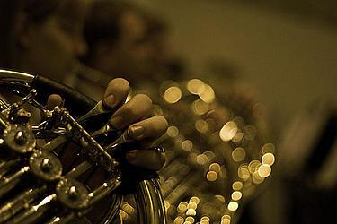 Horn/Foto: Marius Leicht