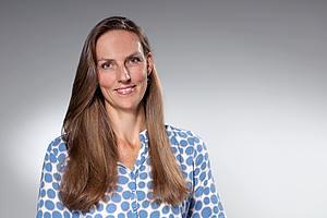 Prof. Katharina Bradler, Foto: Sascha Gramann