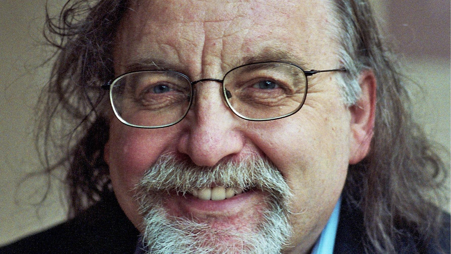 Brian Ferneyhough, Foto: Charlotte Oswald