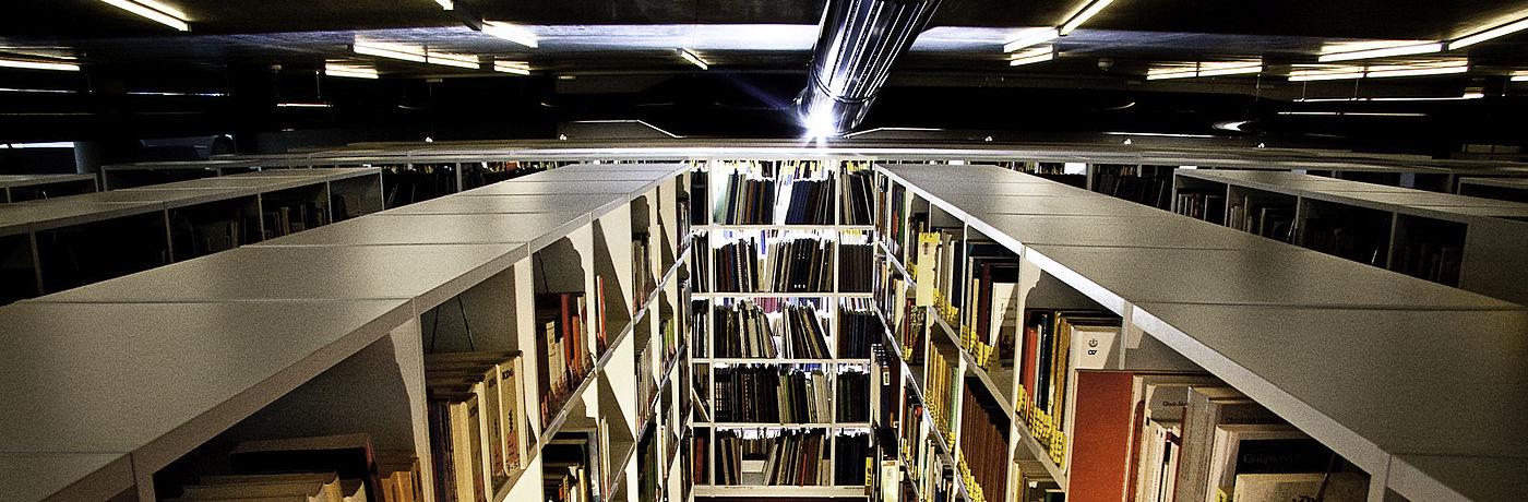 Bibliothek/Foto:Marius Leicht