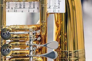 [Translate to Englisch:] Tuba/Foto: Marcus Lieder