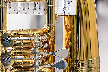 Tuba/Foto: Marcus Lieder