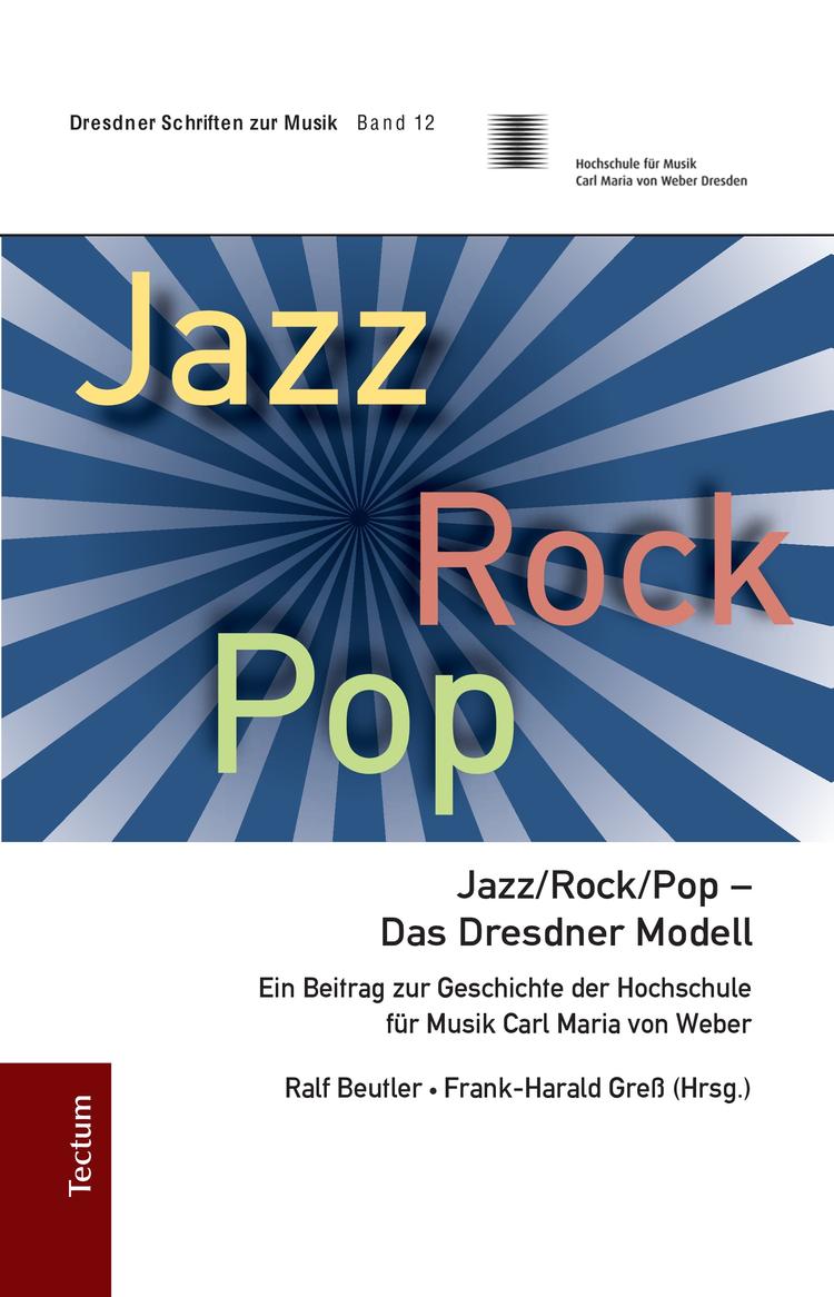 Buchcover Jazz Rock Pop/Foto: Tectum