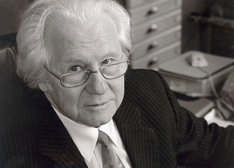 Prof. Günter Philipp/Foto: privat