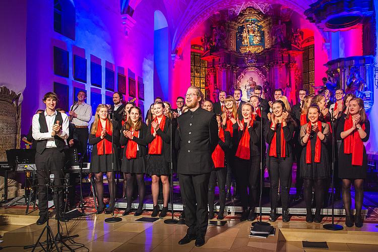 Projektchor Musik verbindet/Foto:privat
