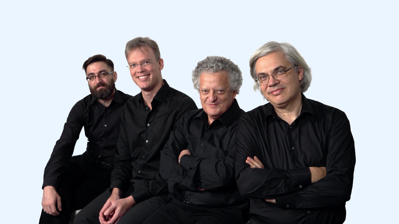 Arditti Quartet/Foto: Astrid Karger