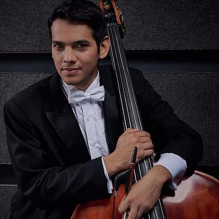 Joshua Chavez Marquez/Foto: privat
