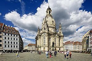 Frauenkirche Dresden/Rechte: Stiftung Frauenkirche Dresden/Foto: Oliver Killig