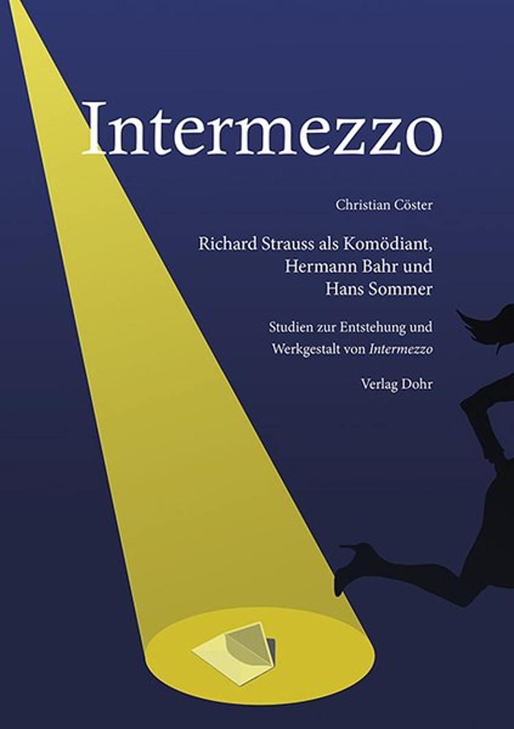 Cover Intermezzo Strauss/Foto: Dohr Verlag