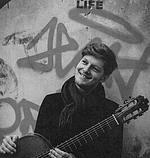 Antonin Pevala - Gewinner einer der drei Sponsorenpreisen des 5. European Guitar Awards/Foto:privat