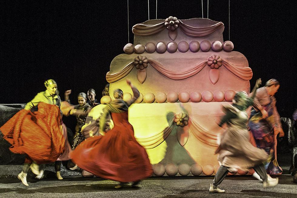 Opernklasse/Foto: Ronny Waleska