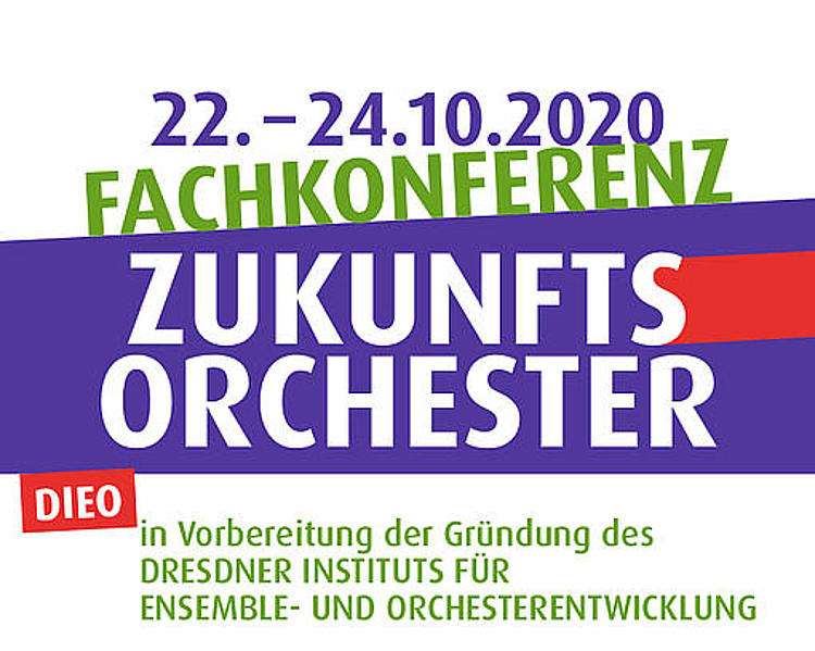 Banner Fachkonferenz Zukunftsorchester