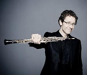 Johannes Pfeiffer, Oboe (Foto: Marco Borggreve)