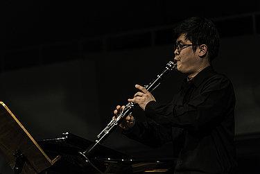 [Translate to Englisch:] Klarinettist/Foto: Marcus Lieder