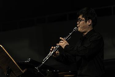 Klarinettenspiel/Foto:Marcus Lieder