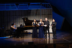 Ensemblewettbewerb 2020 Eco-Preisträger/Foto:Christian Nam Nguyen Vu