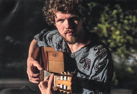 Christian Zack - Gewinner des Hauptpreises des 5. European Guitar Awards/Foto:privat