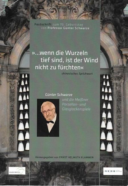 Buchcover Festschrift Günther Schwarze/Foto: Simon Verlag für Bibliothekswissen