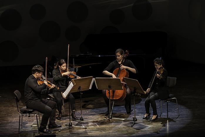 [Translate to Englisch:] Vent-Quartett/Foto: Marcus Lieder
