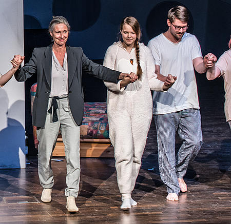 Liedpodium 2016 mit Annette Jahns/Foto: Marcus Lieder