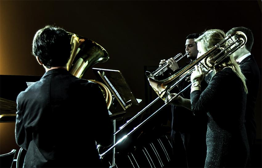 Blechbläser Konzert