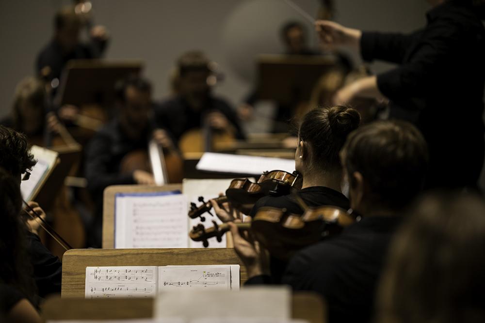 [Translate to Englisch:] Werkstattorchester/Foto: Florian Busch