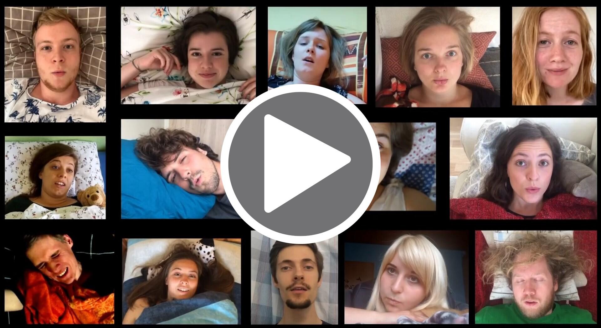 "Video ""I Sing You Sing"" - Link zum Youtube Kanal der HfM"