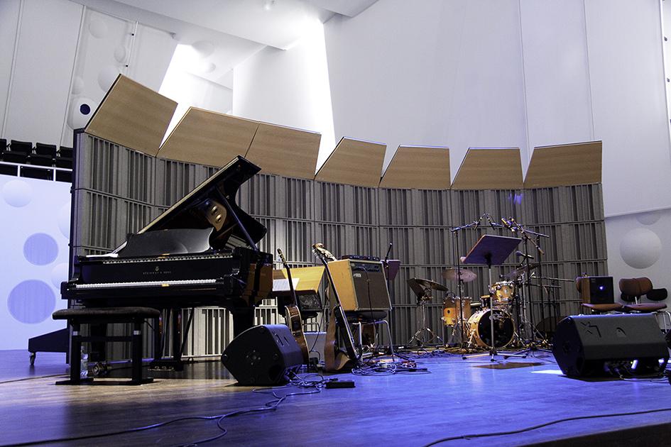 Buehne JazzRockPop/Foto: Marius Leicht